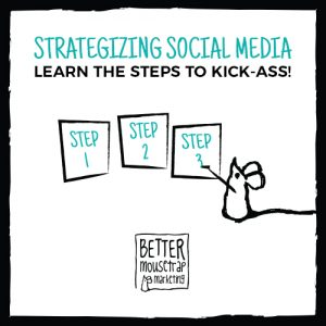 Strategize social media marketing