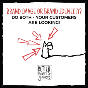Brand Image and Brand Identity